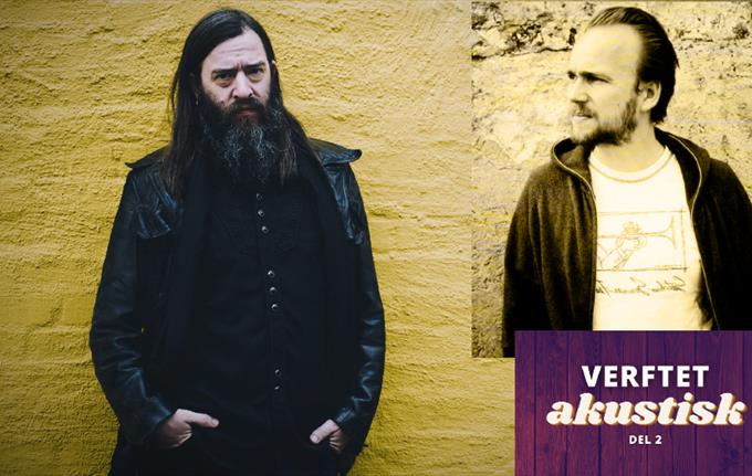 Verftet akustisk: Torgeir Waldemar og SGT Petter