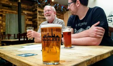 Sadler's Peaky Blinder Spirits
