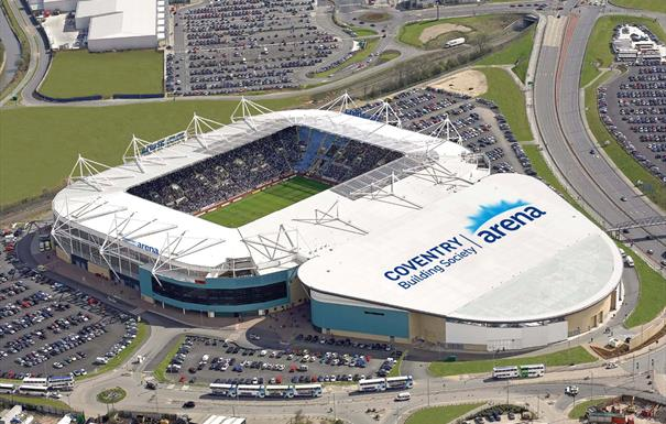 Coventry Building Society Arena