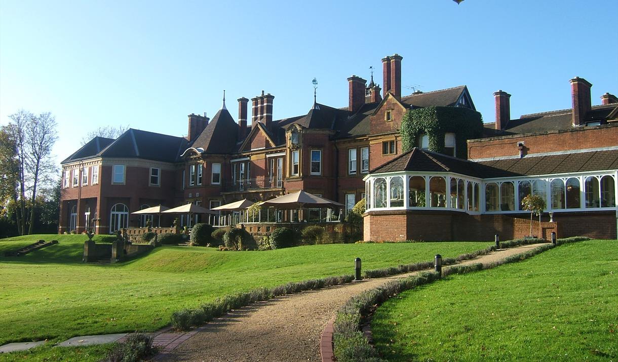 Best Western Premier Moor Hall Hotel & Spa