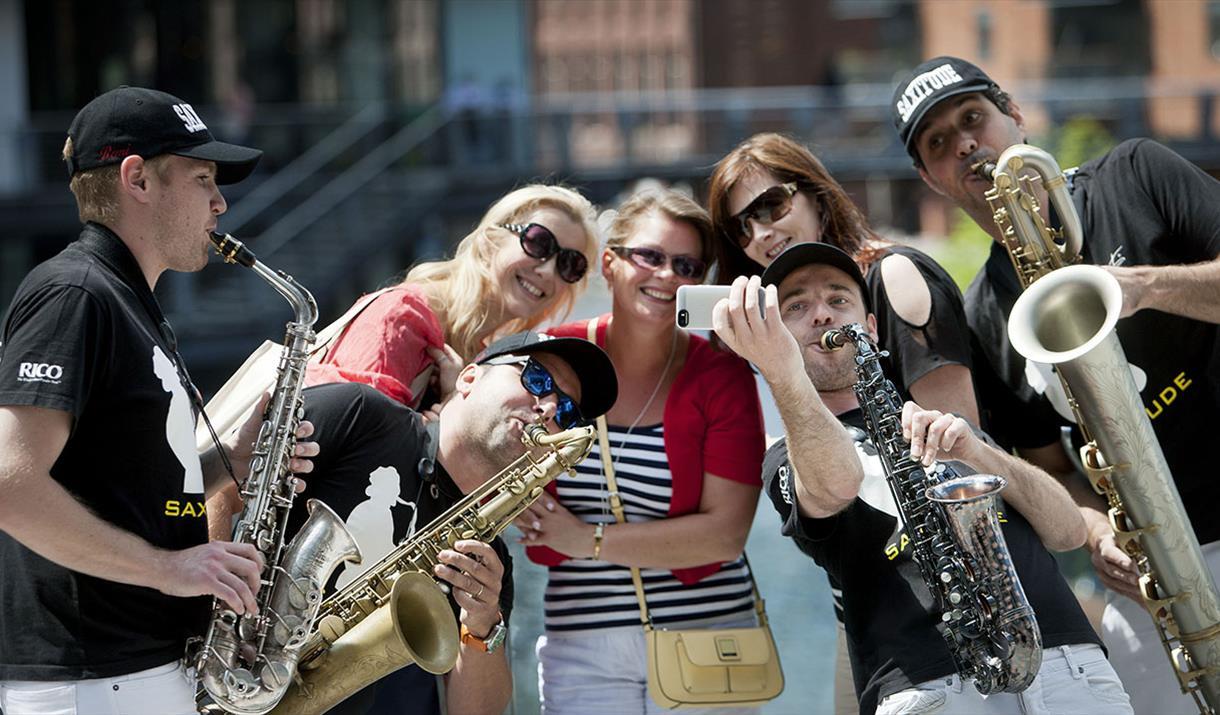 Birmingham, Sandwell & Westside Jazz Festival