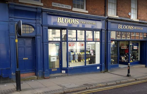 Blooms Menswear