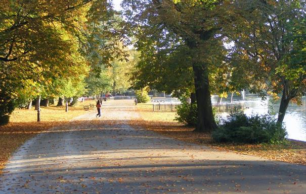Cannon Hill Park