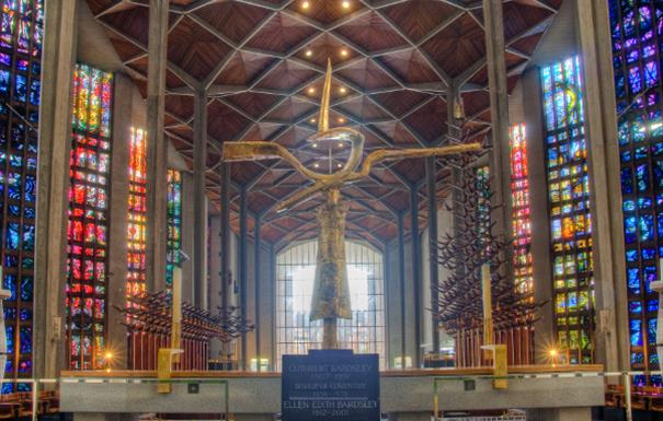 Christmas Craft & Flea at Coventry Cathedral