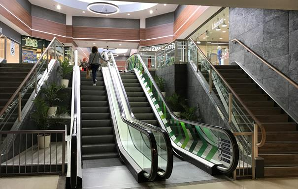 West Orchards Shopping Centre