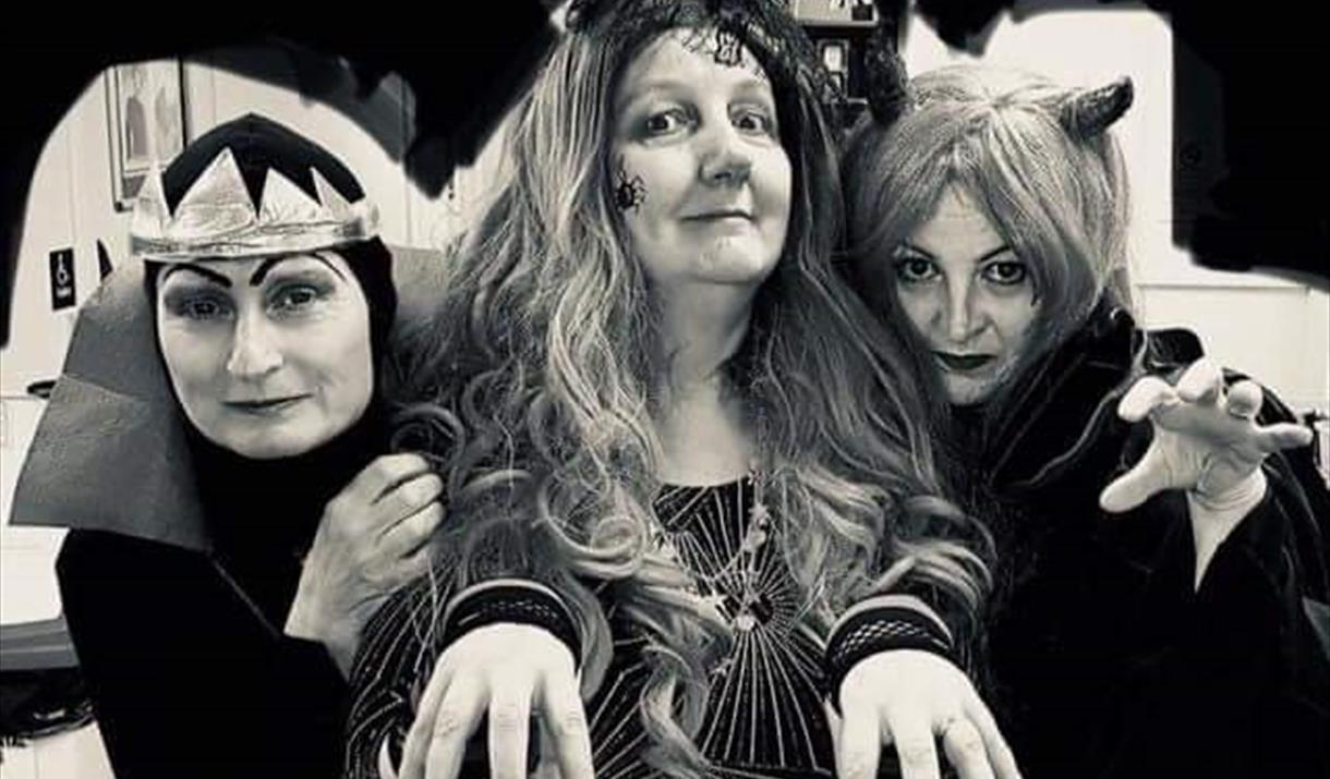 Witches Halloween Horrors