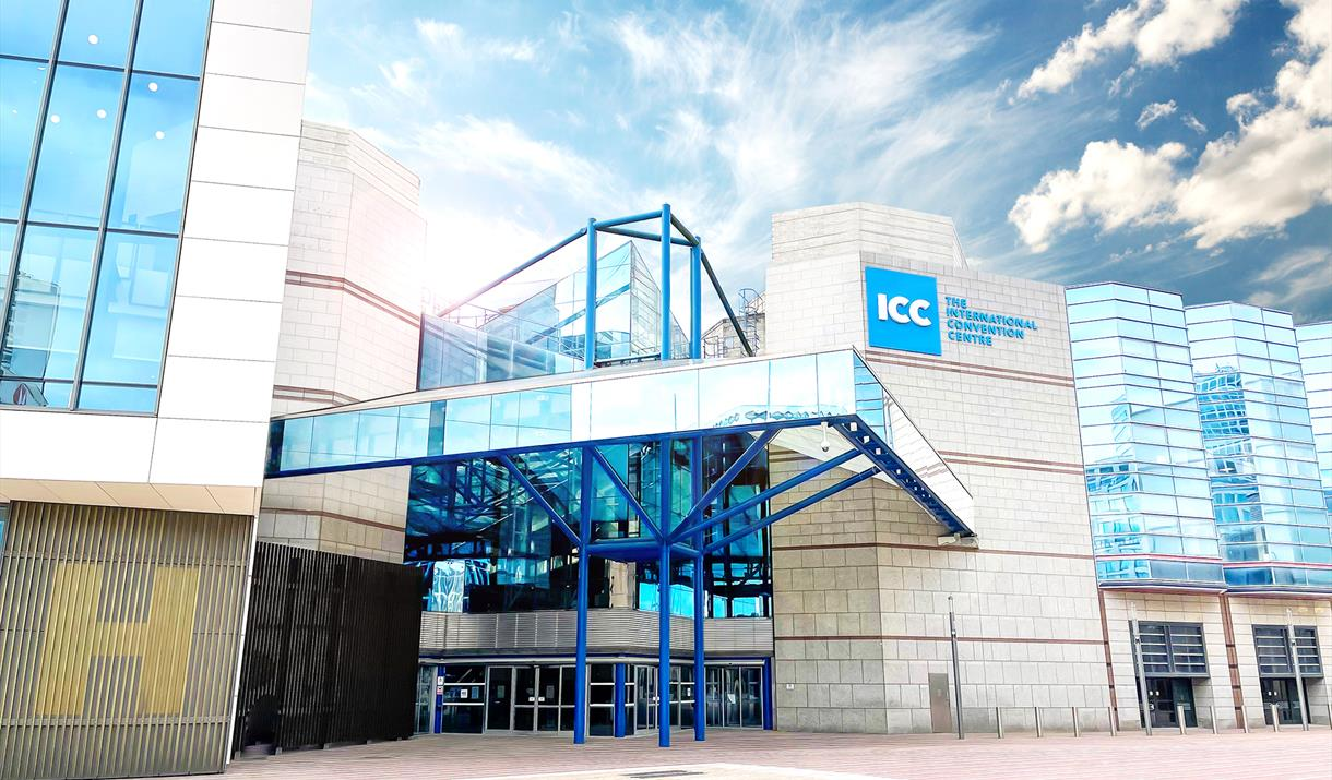 The International Convention Centre (ICC)