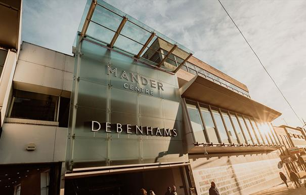 Mander Shopping Centre