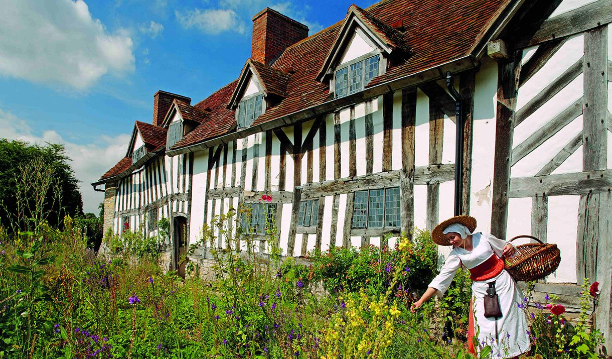 Shakespeare Birthplace Trust (Shakespeare's Family Homes)
