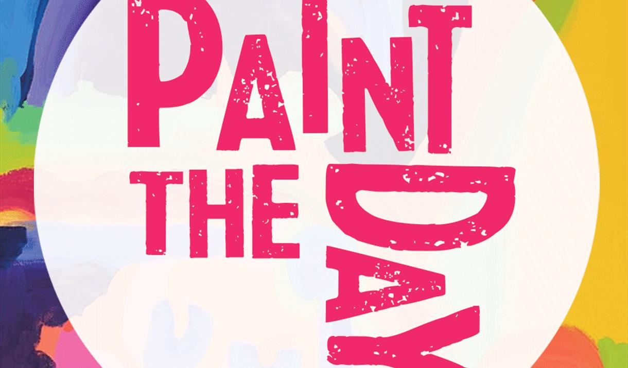 Paint the Day by Newhampton Arts