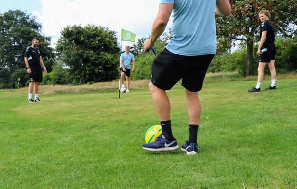 Footgolf Coventry