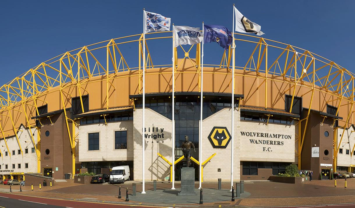 Wolves Museum & Stadium Tour