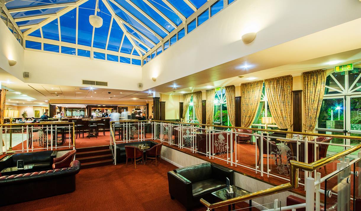 Bar Orangerie @ Arden Hotel & Leisure Club near to the NEC