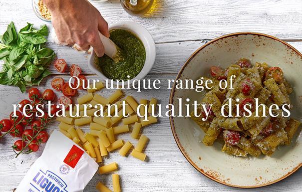 Individual restaurants at home - Gino D'acampo