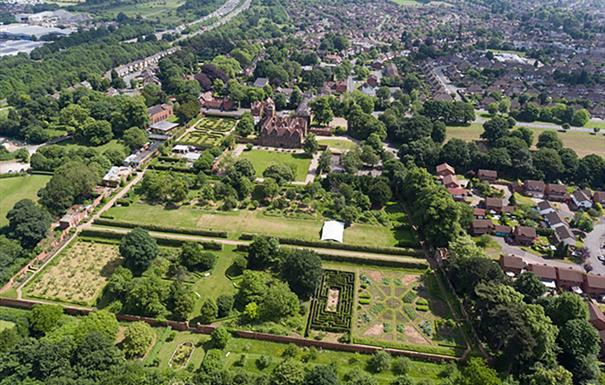 Castle Bromwich Hall & Gardens