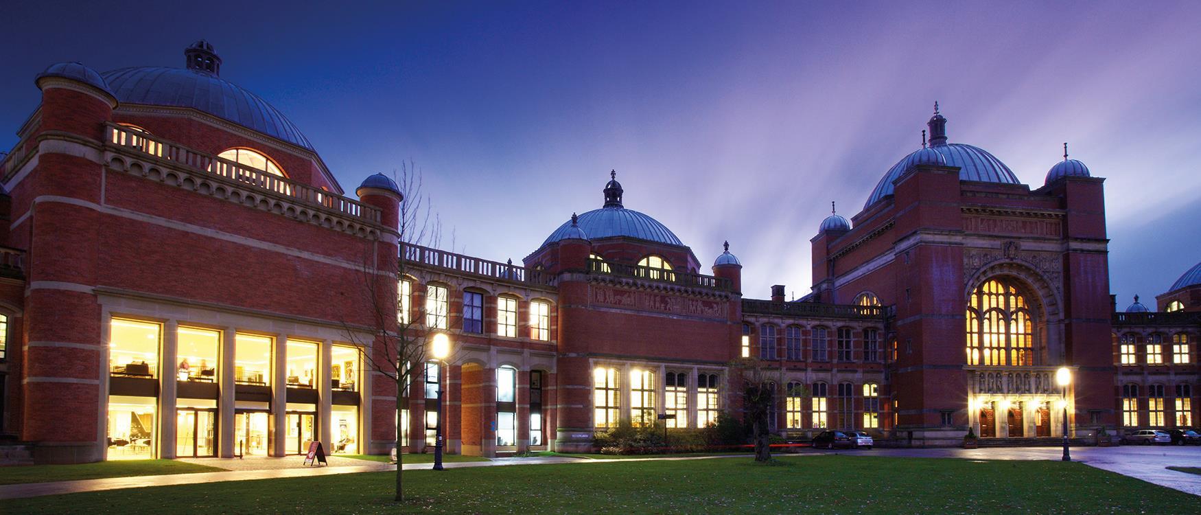 University of Birmingham, 20 - 23 June 2022