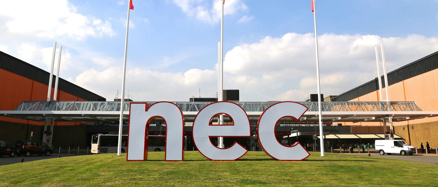 The NEC, 18-21 September 2021|