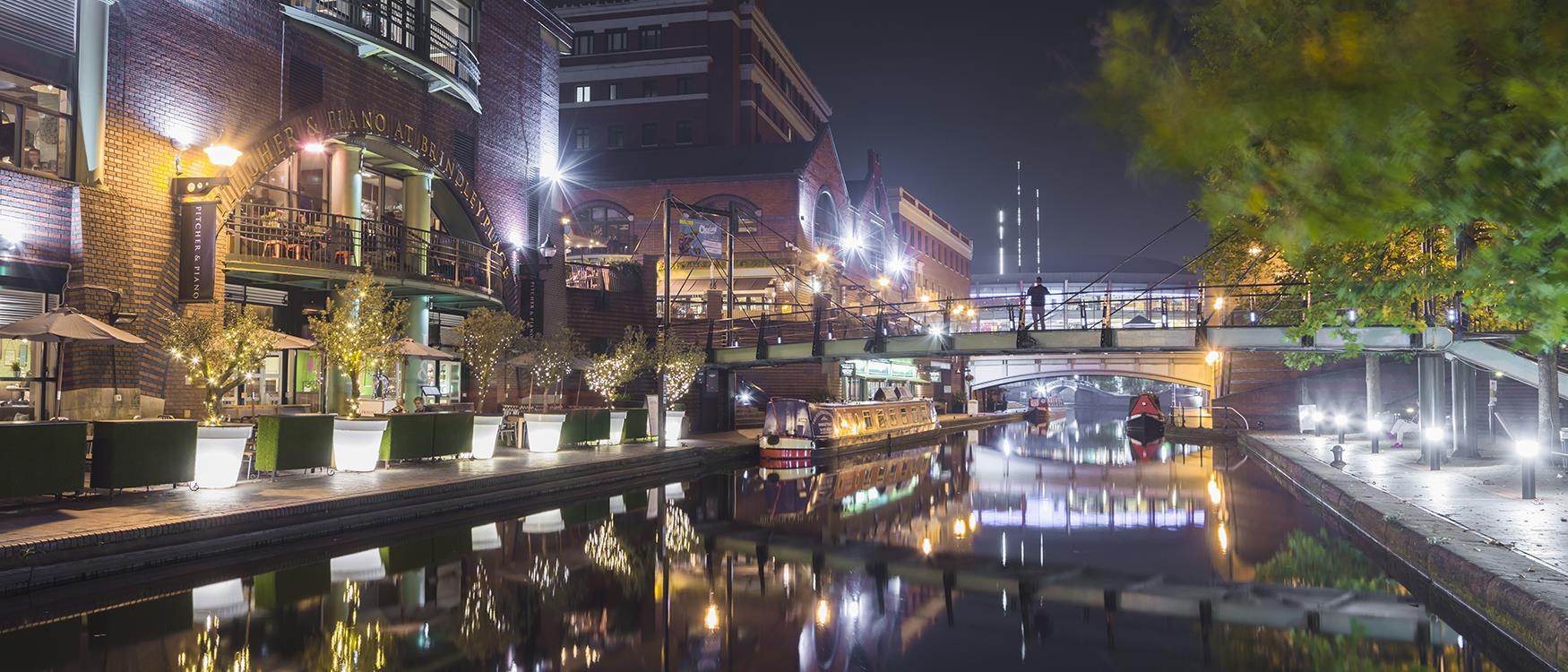 Explore the West Midlands