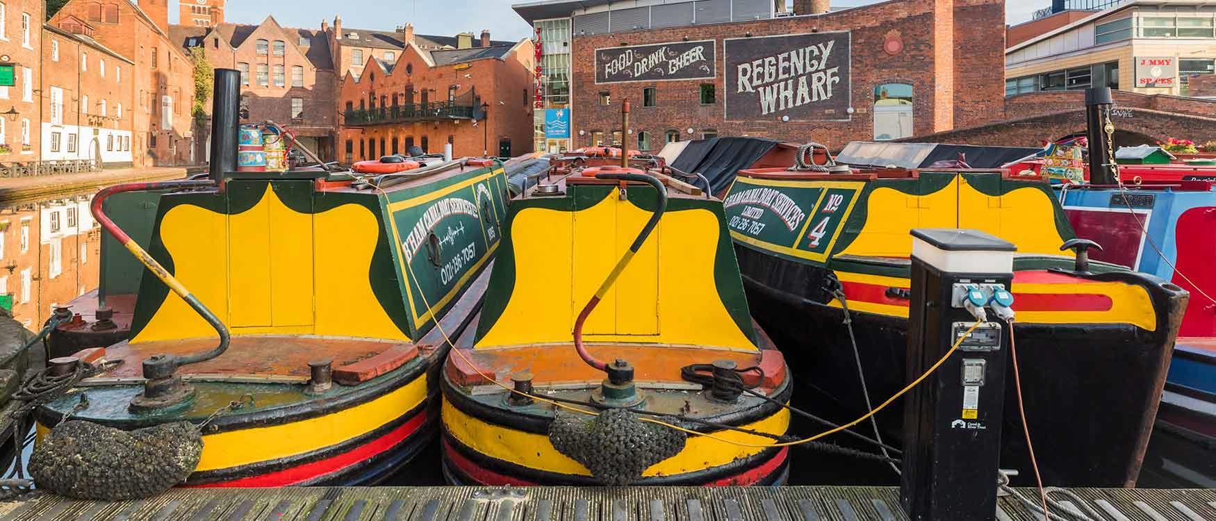 Explore Birmingham Heritage