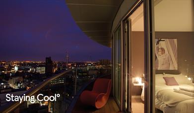 Accommodation in Birmingham
