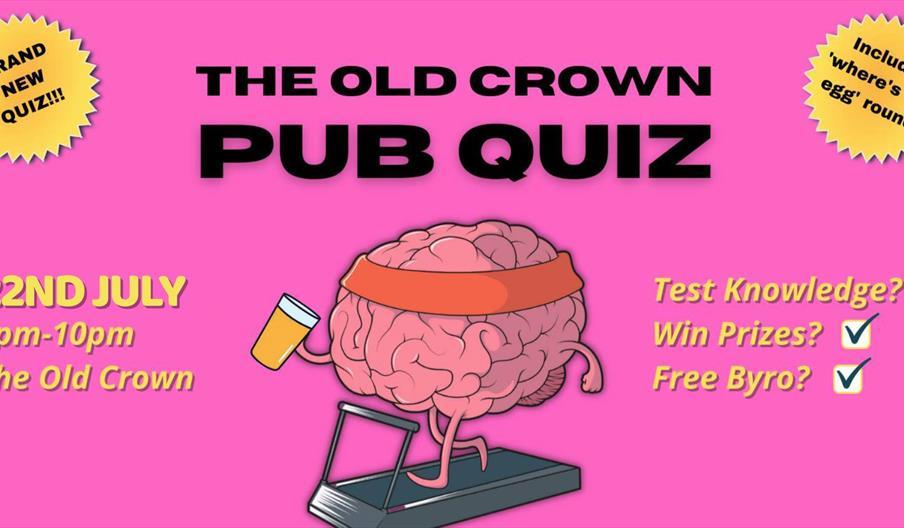 The Old Crown Pub Quiz