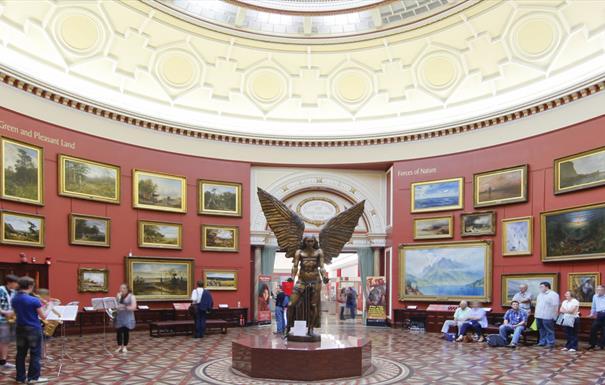 Explore Birmingham museums online