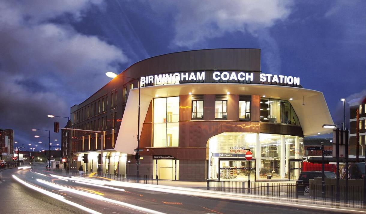 Birmingham Coach Station