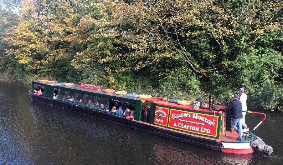 The Black Countryman canal trips