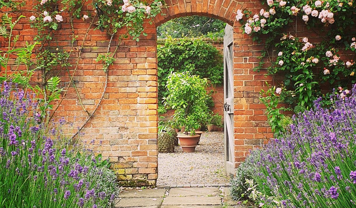 Castle Bromwich Hall Gardens