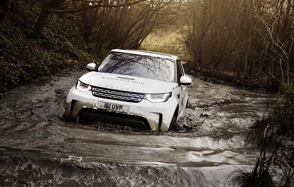 Land Rover Experience Solihull