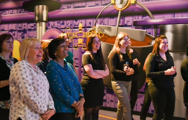 There's so much to see and do in Cadbury World's chocolatey zones.