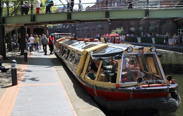 Sherborne Wharf Narrowboats