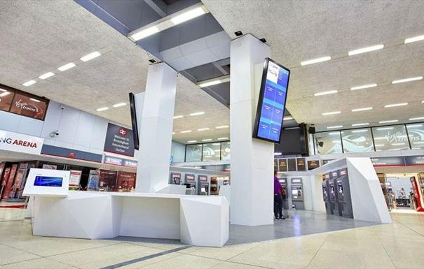 Birmingham International Station