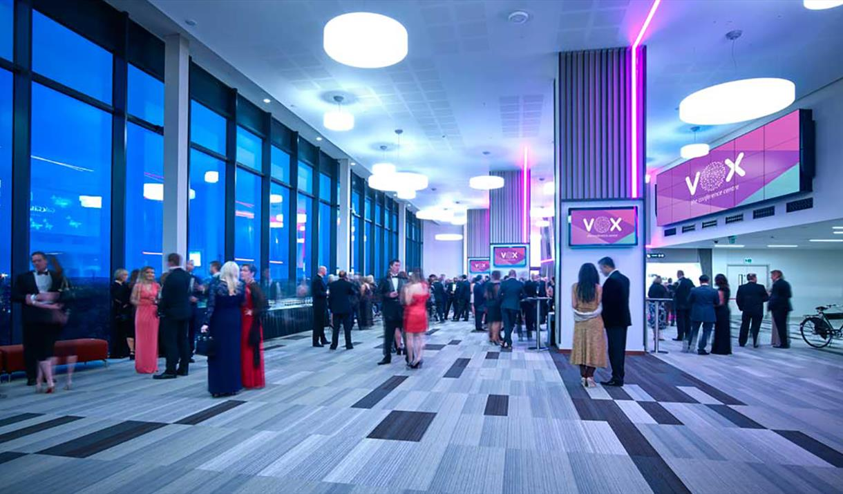 The Vox Conference Centre Virtual