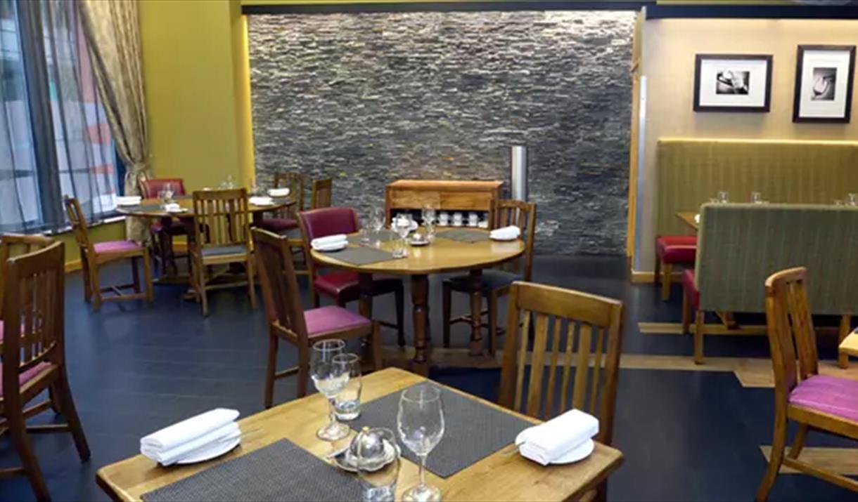 Restaurant at Birmingham College of Food