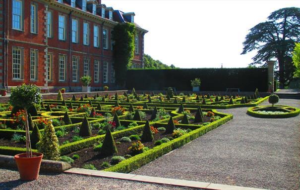 Hanbury Hall (National Trust)
