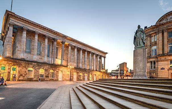 Birmingham Tours - Mary Moore (Blue Badge Tourist Guide)