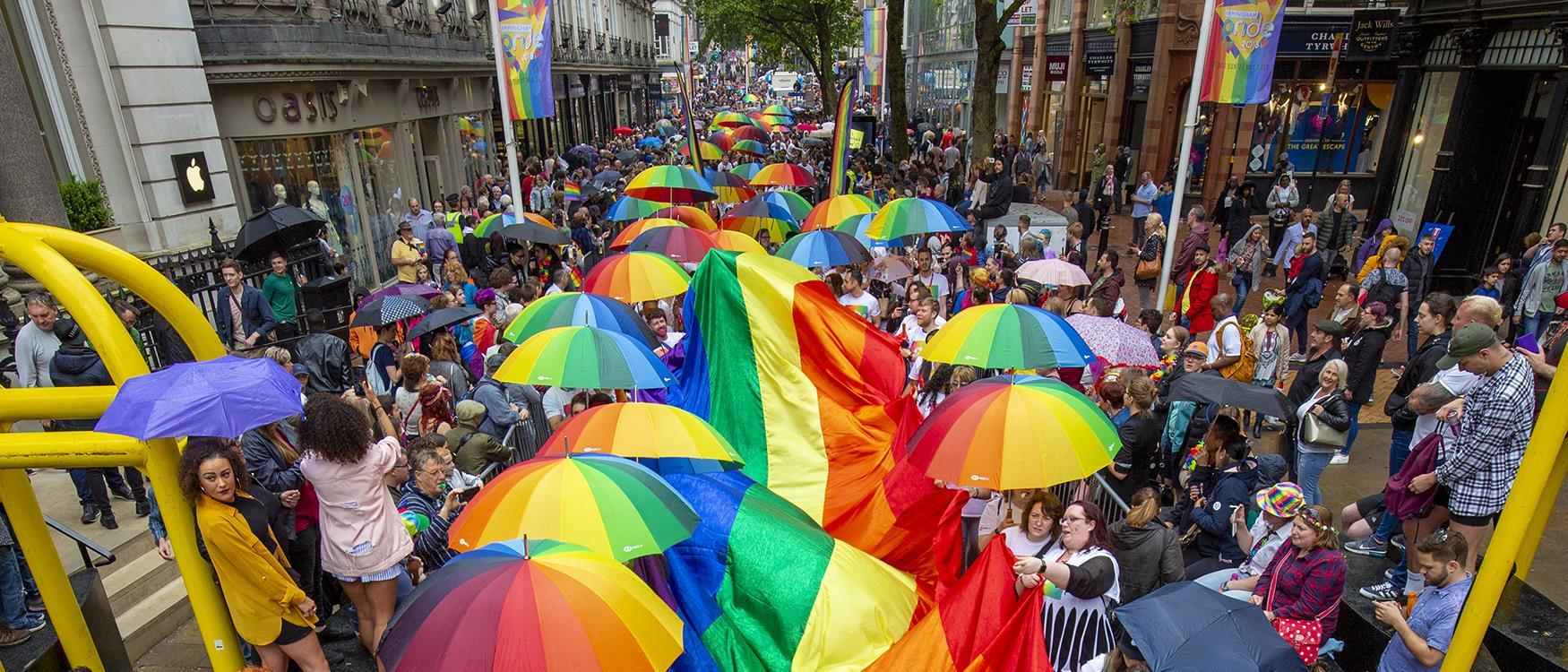 Birmingham Pride 2021  - 25-26 September