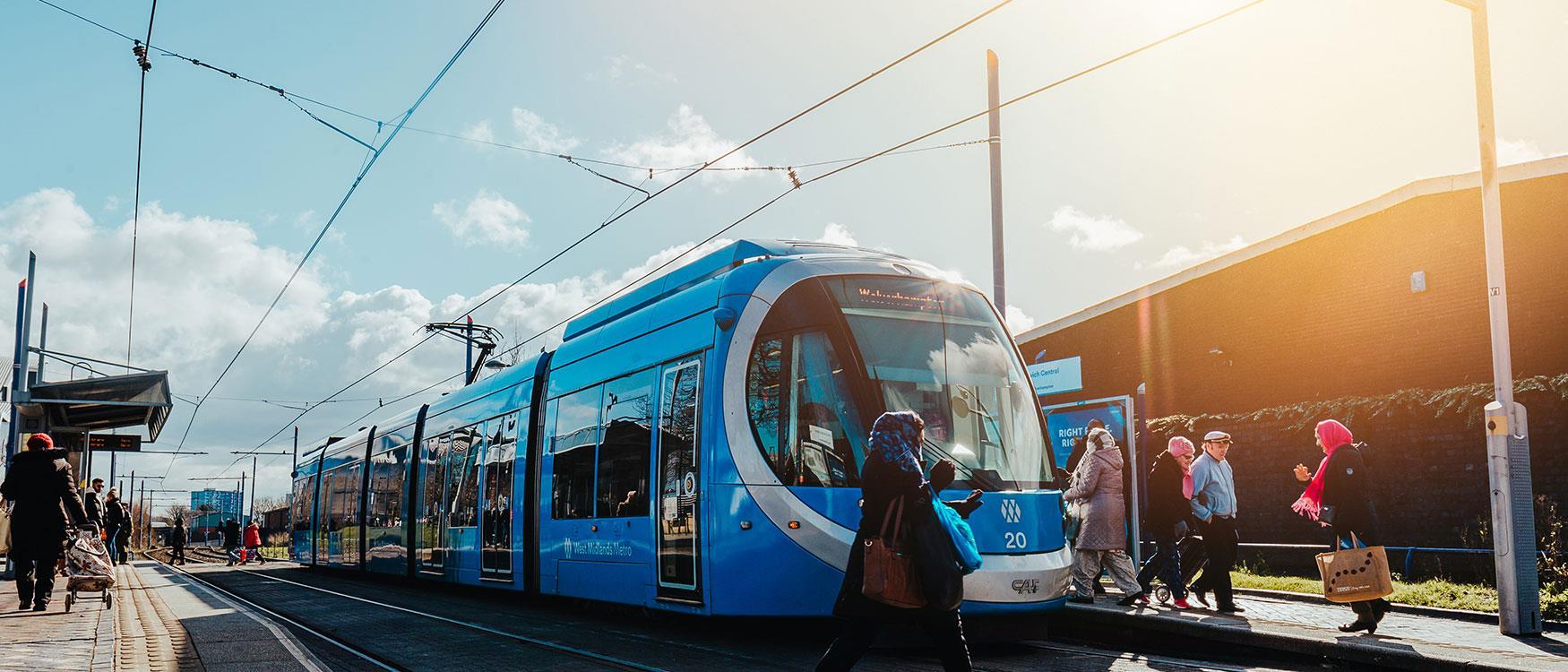 Tram-endous travel