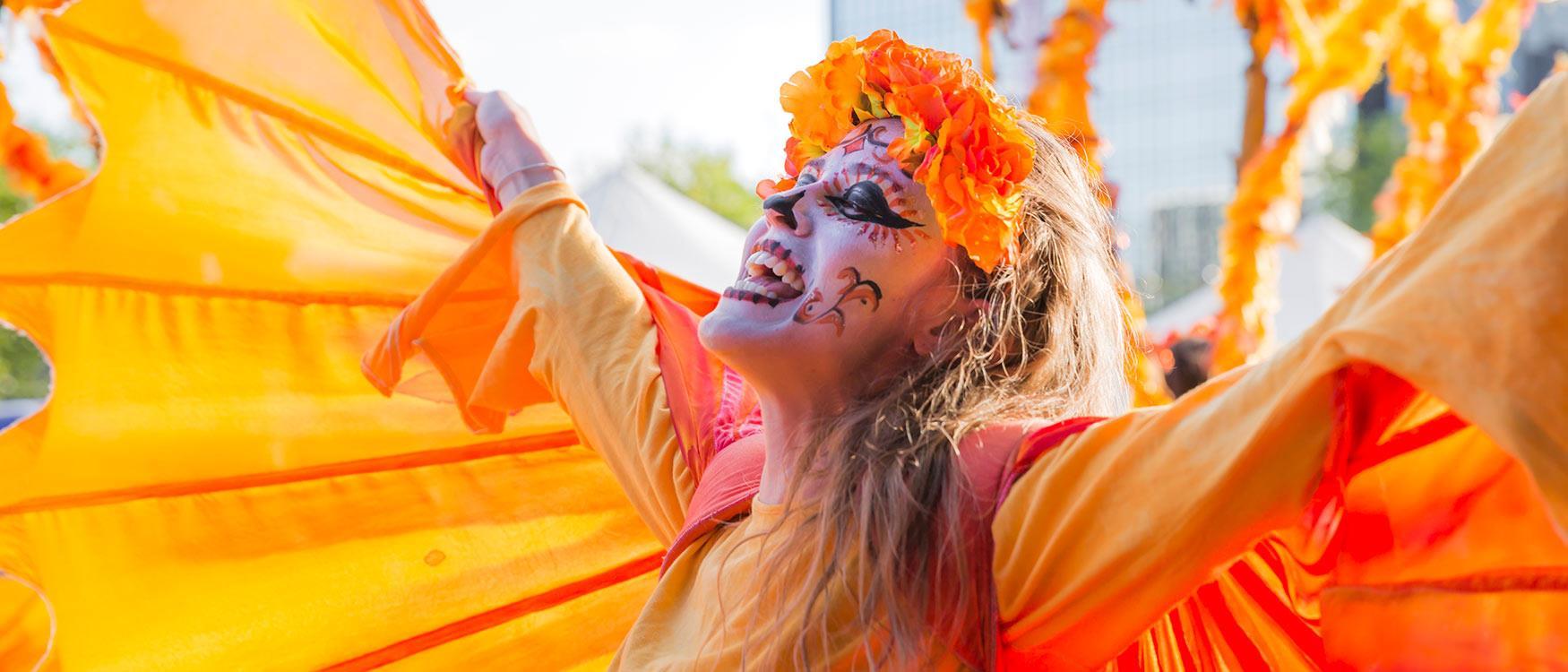 Events, festivals & performances