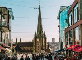 Recommendations, reviews and story time from Brum's bloggers|