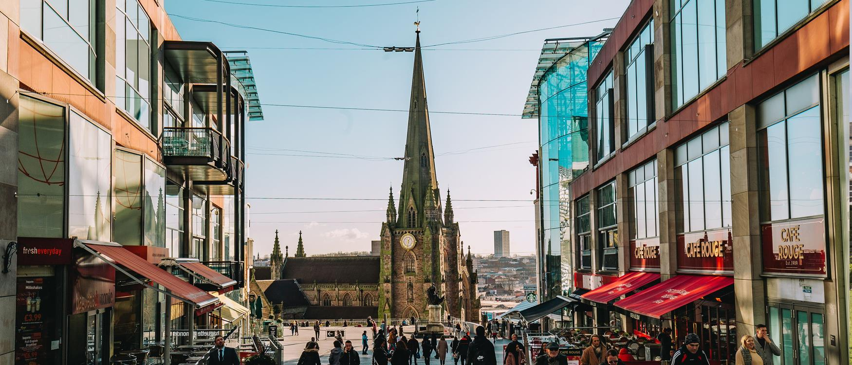 Recommendations, reviews and storytime from Brum's bloggers