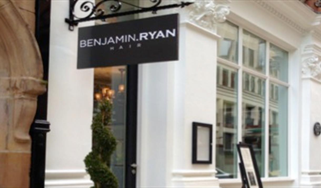 Benjamin Ryan