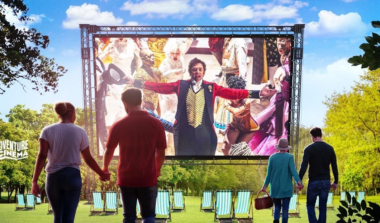 Outdoor Cinema at Avery Fields