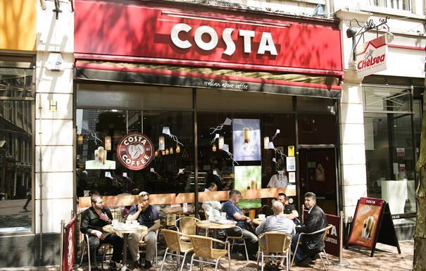 Costa - New Street