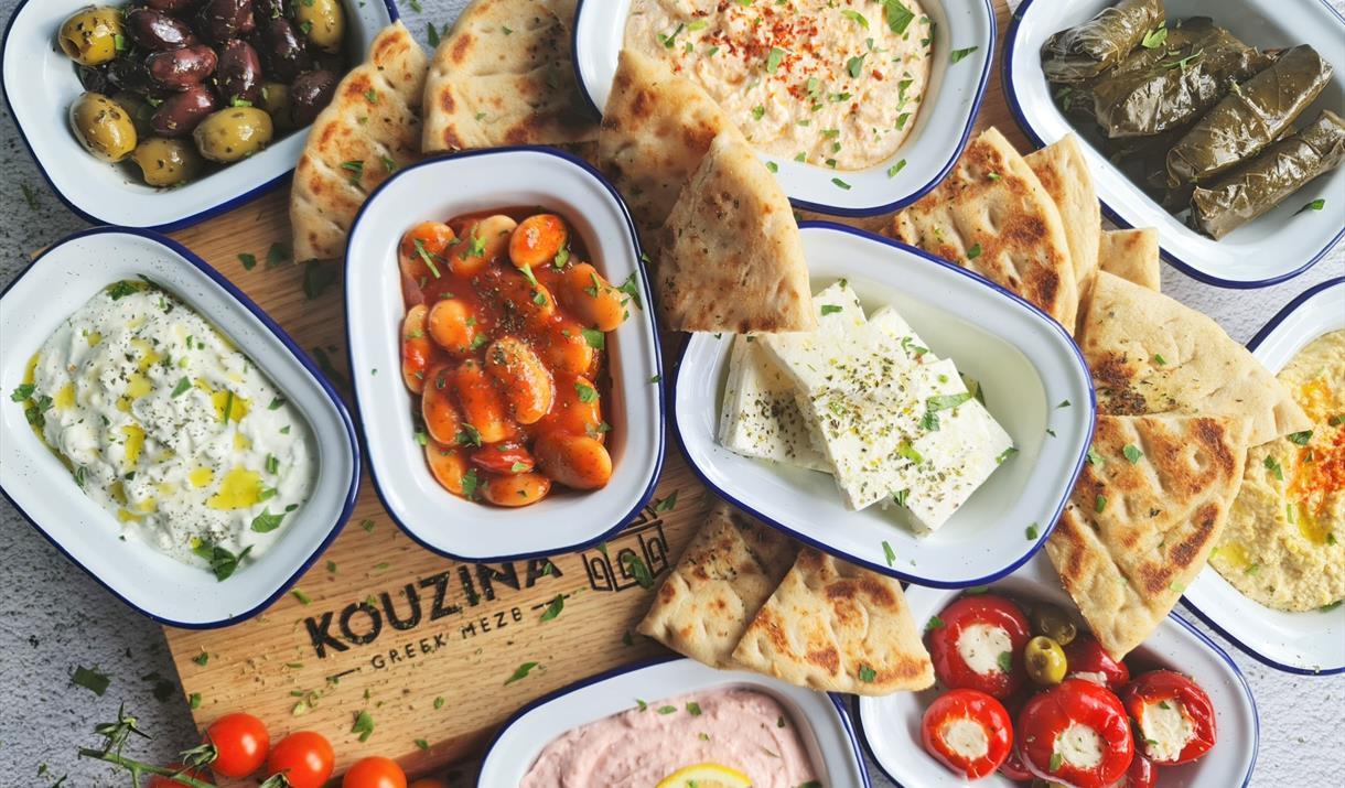 Kouzina Greek Meze