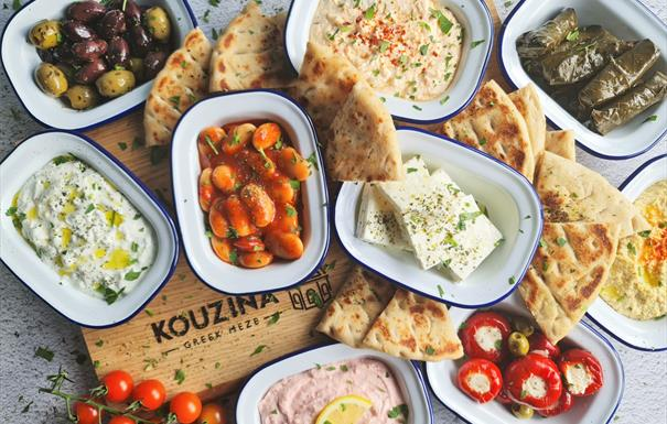 Kouzina Greek Meze
