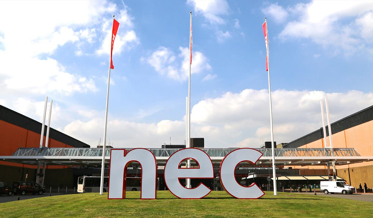 The NEC (National Exhibition Centre)