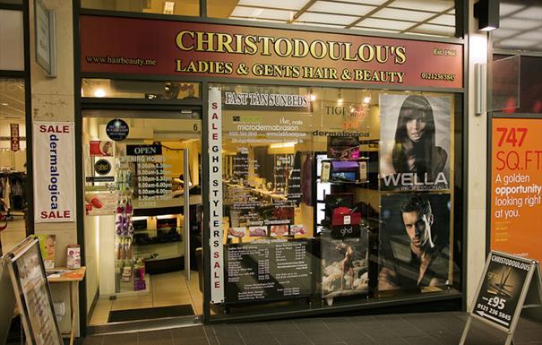Christodoulou's