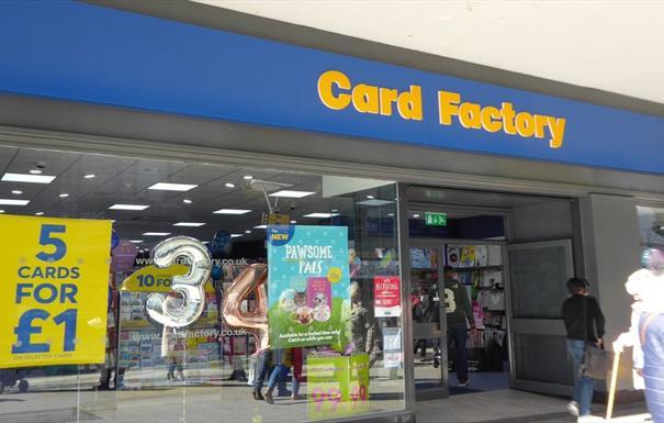 Card Factory - High Street
